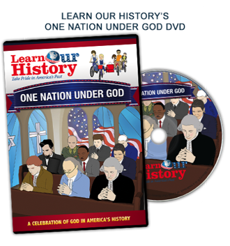 Learn Our History's One Nation Under God DVD